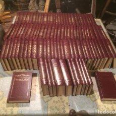 Libros de segunda mano: ANTIGUA GRAN COLECCION DE LIBRO / LIBROS HISTORIA UNIVERSAL DE LA LITERATURA EDITORIAL ORIGEN S.A.. Lote 99420867