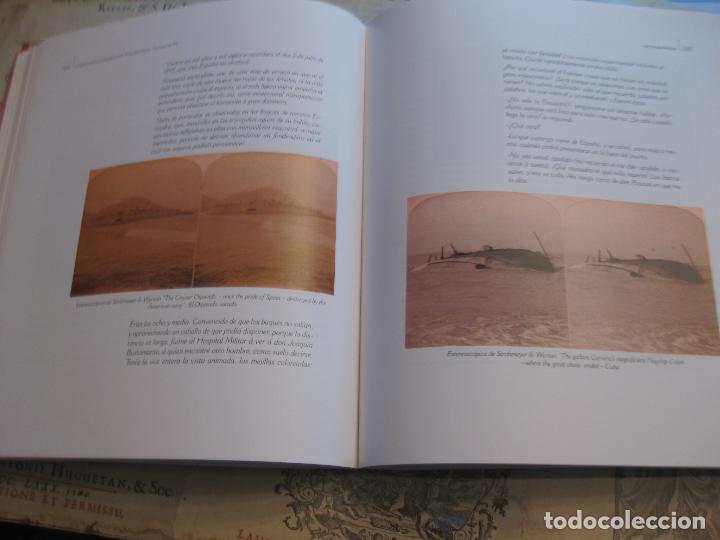 Libros de segunda mano: La armada española y la fotografía en cuba, puerto rico y filipinas. Juan Escrigas. Cuba. - Foto 2 - 68396785