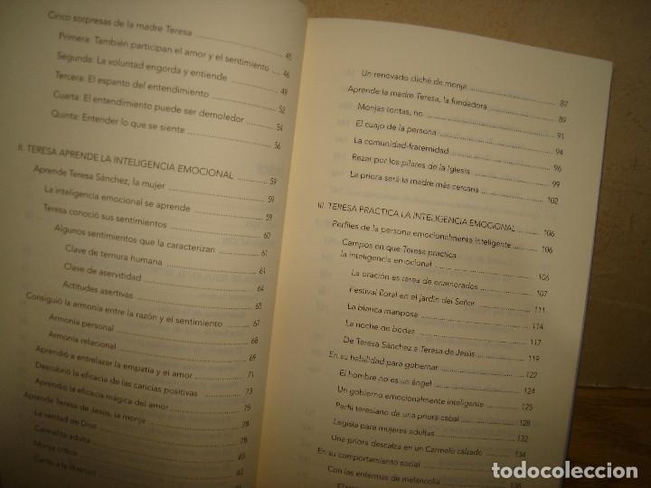 Libros de segunda mano: teresa de jesús, inteligencia emocional - jesús barrena sánchez - Foto 4 - 68473773