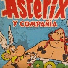 Libros de segunda mano: ASTERIX Y COMPAÑÍA DE MIQUEL ESTEBA (ASOCIACIÓN CULTURAL DEL CÓMIC). Lote 68495581