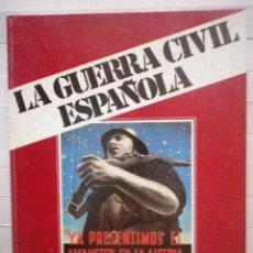 Libros de segunda mano: HUGH THOMAS - LA GUERRA CIVIL ESPAÑOLA. LOS ORÍGENES DE LA GUERRA. LIBRO I. TOMO 2 - URBIÓN. Lote 68502061