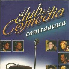 Libros de segunda mano: EL CLUB DE LA COMEDIA CONTRAATACA.AGUILAR.2002.. Lote 68580677