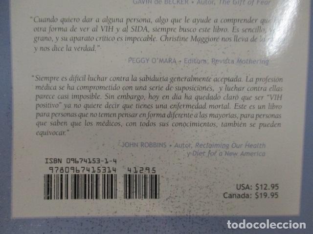 Libros de segunda mano: Que Tal SI Todo Lo Que Crees Acerca Del Sida Fuera Falso - Christine Maggiore - Foto 7 - 68621309
