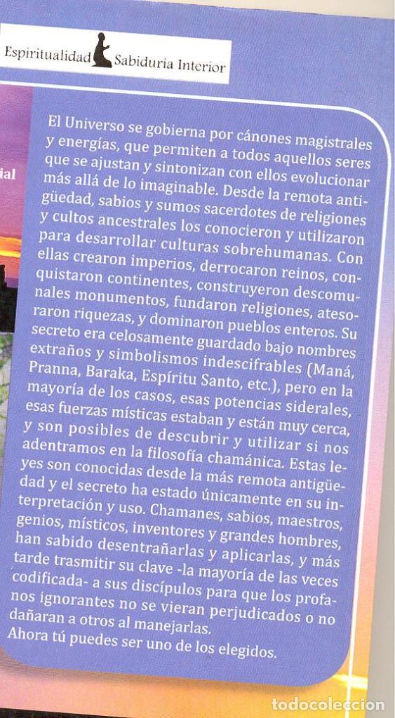 Libros de segunda mano: HUNA. CHAMANISMO ESENCIAL -Salvador A. Carrión- - Foto 2 - 68666793