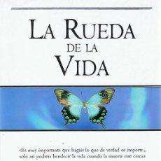 Libros de segunda mano: LA RUEDA DE LA VIDA ELISABETH KÜBLER - ROSS. Lote 68716233