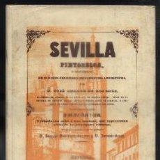 Libros de segunda mano: SEVILLA PINTORESCA, O DESCRIPCION DE SUS MAS CELEBRES MONUMENTOS ARTISTICOS. AMADOR DE LOS RIOS. . Lote 68859001