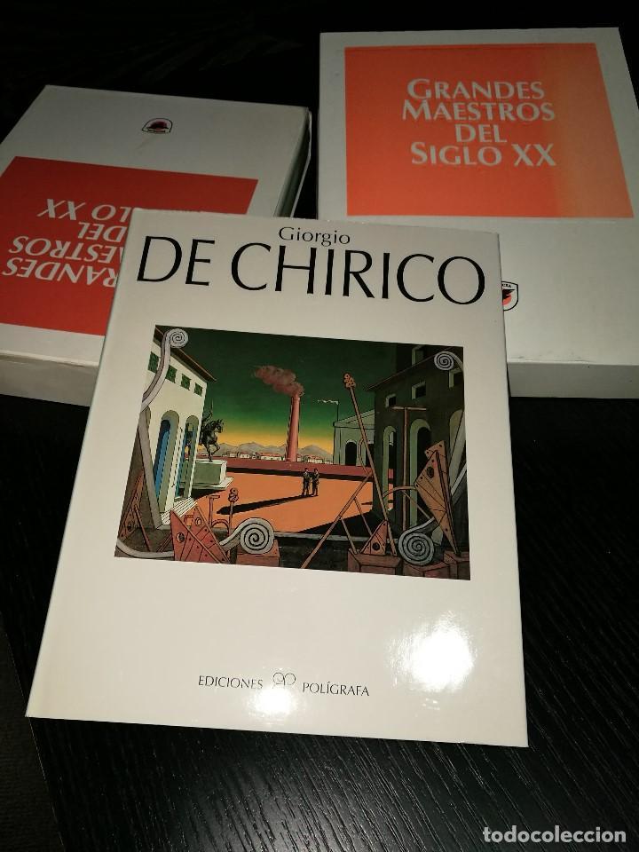 GIORGIO DE CHIRICO, EDICIONES POLÍGRAFA (Libros de Segunda Mano - Bellas artes, ocio y coleccionismo - Otros)
