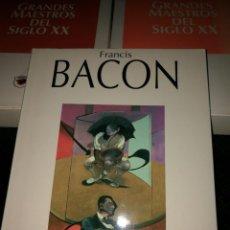 Libros de segunda mano: FRANCIS BACON, EDICIONES POLÍGRAFA. Lote 68927221