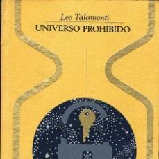 Libros de segunda mano - Universo Prohibido - Leo Talamonti - 115143427