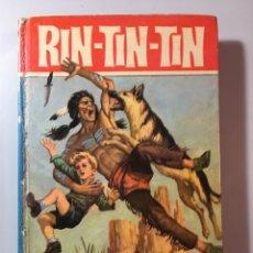 Libros de segunda mano: RIN TIN TIN - EL PEQUEÑO PRISIONERO- BRUGUERA COLECCIÓN HÉROES NUMERO 61. Lote 68995202