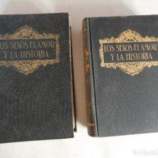 Libros de segunda mano: LOS SEXOS, EL AMOR Y LA HISTORIA, TENTATIVA DE UNA NUEVA INTERPRETACIÓN DEL HOMBRE, PEDRO CABA.. Lote 111948156