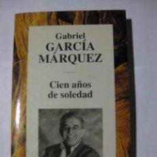 Libros de segunda mano: CIEN AÑOS DE SOLEDAD - GABRIEL GARCÍA MÁRQUEZ - RBA 1994. Lote 70583134