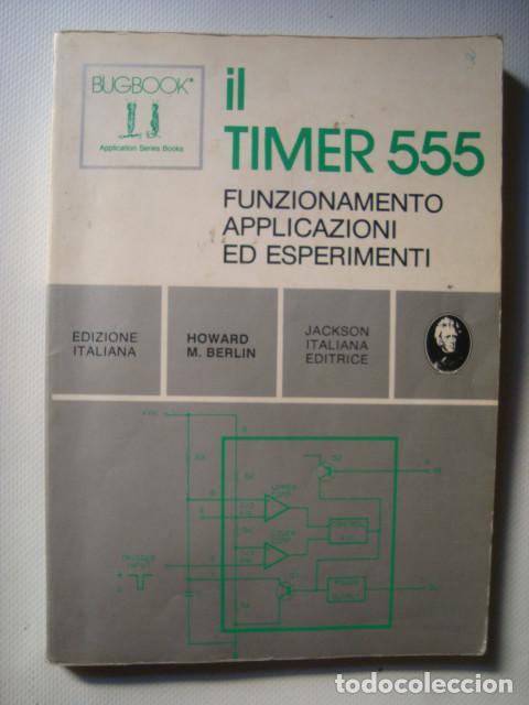 Circuito Jackson : Il timer 555. funzionamento applicazioni ed es buy other books of