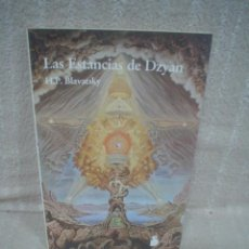 H. P. BLAVATSKY: LAS ESTANCIAS DE DZYAN
