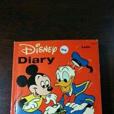 Libros de segunda mano: VIEJO DIARIO DE DISNEY AÑO 1976, PRICE/STERN/SLOAN, *VER FOTOS*. Lote 69410610