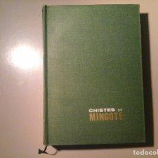 Libros de segunda mano: MINGOTE. LIBRO: HUMOR 1953 - 55. PROL: EDGAR NEVILLE Y CHISTES...(5 TOMOS EN UN VOLÚMEN).. MUY RARO.. Lote 69415393