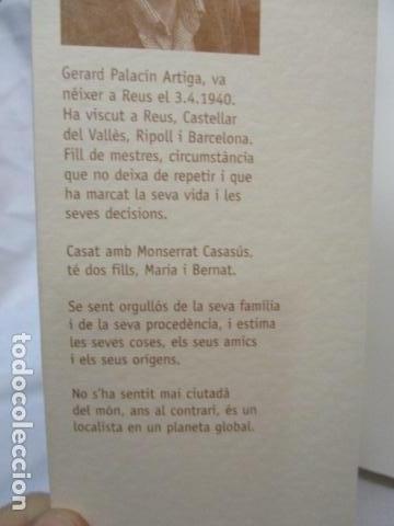 Libros de segunda mano: Escrits per entretenir-s`hi, de Gerard Palacin (en catalan) - Foto 4 - 69535469
