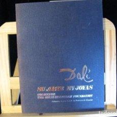 Libros de segunda mano: DALÍ. SU ARTE EN JOYAS.. Lote 69604521