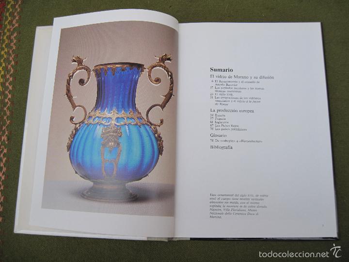 Libros de segunda mano: VIDRIO DE LOS SIGLOS XV, XVI, XVII Y XVIII. - Foto 2 - 214908405