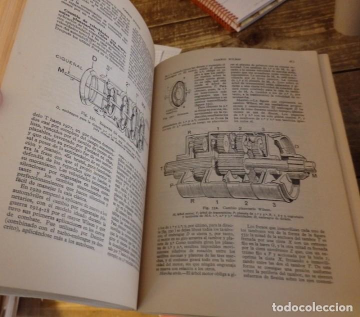 Libros de segunda mano: MANUAL DE AUTOMÓVILES - ARIAS PAZ- 32ª EDICIÓN - 1964 - DOSSAT - Foto 4 - 69815757