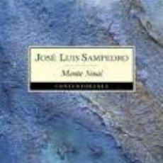 Libros de segunda mano: MONTE SINAI JOSE LUIS SAMPEDRO,BOLSILLO. Lote 69852001