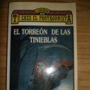 Libros de segunda mano: EL TORREÓN DE LAS TINIEBLAS (OLIVER JOHNSON) LIBRO JUEGO ARÍN. Lote 69921593