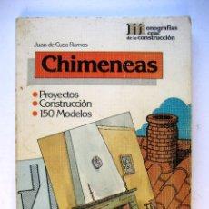 Livros em segunda mão: CHIMENEAS. JUAN DE CUSA RAMOS. Lote 70017663