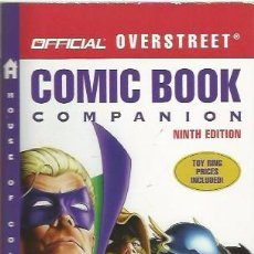 Libros de segunda mano: OFFICIAL OVERSTREET COMIC-BOOK COMPANION TPB - 9TH EDITION (GEMSTONE,2006). Lote 70241921