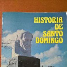 Libros de segunda mano - HISTORIA DE SANTO DOMINGO, JACINTO GIMBERNARD - 70499585