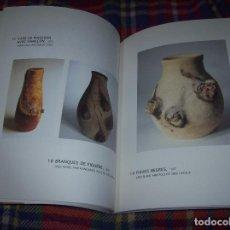 Libros de segunda mano: MIQUEL BARCELÓ. CERÁMICAS / CERÀMIQUES. 1995-1998. FUNDACIÓN JUAN MARCH. 2000. MALLORCA. Lote 70508185