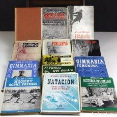 Libros de segunda mano: 8269 - EDITORIAL JUVENTUD. 12 EJEMPLARES. (VER DESCRIPCIÓN). VV. AA. 1944/1960.. Lote 70635777