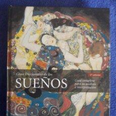 Libros de segunda mano: GRAN DICCIONARIO DE LOS SUEÑOS / MARTHA CLARKE / EDIT. OCEANO AMBAR / 2006. Lote 70664125