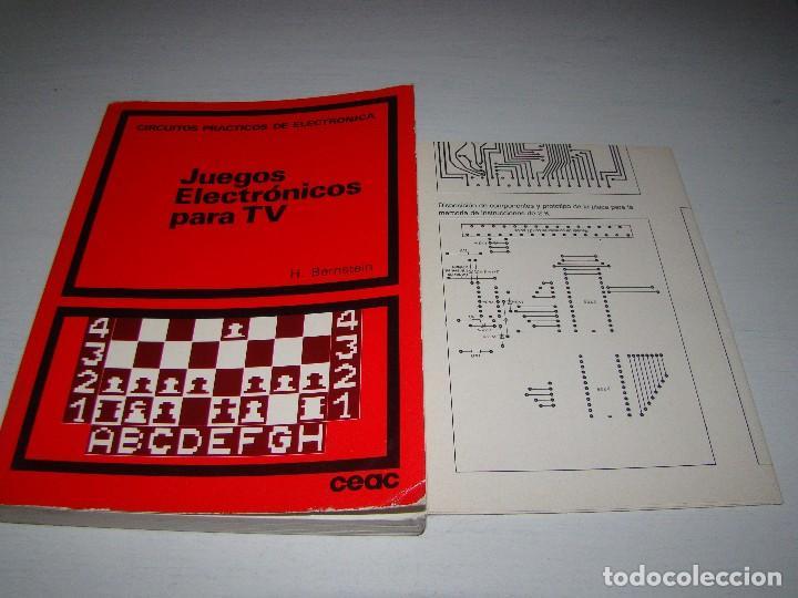 Juegos Electronicos Para Tv Ceac Comprar En Todocoleccion 71038989
