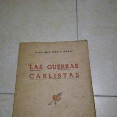 Libros de segunda mano: LAS GUERRAS CARLISTAS. Lote 71122953