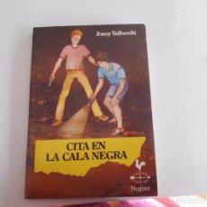 Libros de segunda mano: CITA EN LA CALA NEGRA. Lote 71174285