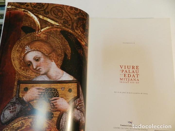 Libros de segunda mano: VIURE A PALAU A LEDAT MITJANA. SEGLES XII-XIV – VV AA 2004 ANTROPOLOGÍA - Foto 5 - 71182229