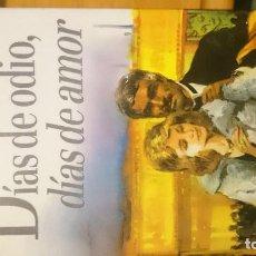 Libros de segunda mano: DIAS DE ODIO DIAS DE AMOR. Lote 71219829