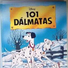Libros de segunda mano: 101 DÁLMATAS (DISNEY). EVEREST 1994. Lote 71403195