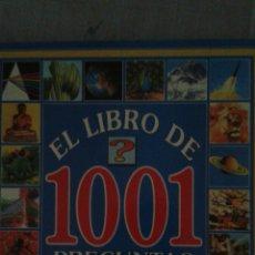 Libros de segunda mano: EL LIBRO DE 1001 PREGUNTAS Y RESPUESTAS. Lote 71616911