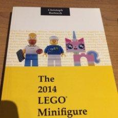 Libros de segunda mano: THE 2014 LEGO MINIFIGURE CATALOG - CATALOGO DE MINIFIGURAS LEGO. Lote 71737979