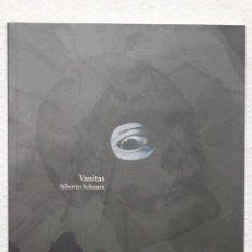 Libros de segunda mano: ALBERTO ADSUARA - VANITAS - FOTOGRAFÍA ARTÍSTICA - 86 PÁGS.. Lote 71757903