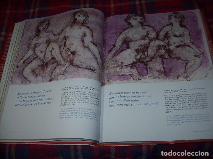 Libros de segunda mano: MALLORCA ERÒTICA .RECULL DE CANÇONS ERÒTIQUES I DEL CAMP MALLORQUÍ.JOAN BENNÀSSAR.2007. ÚNICO EN TC! - Foto 24 - 104698196