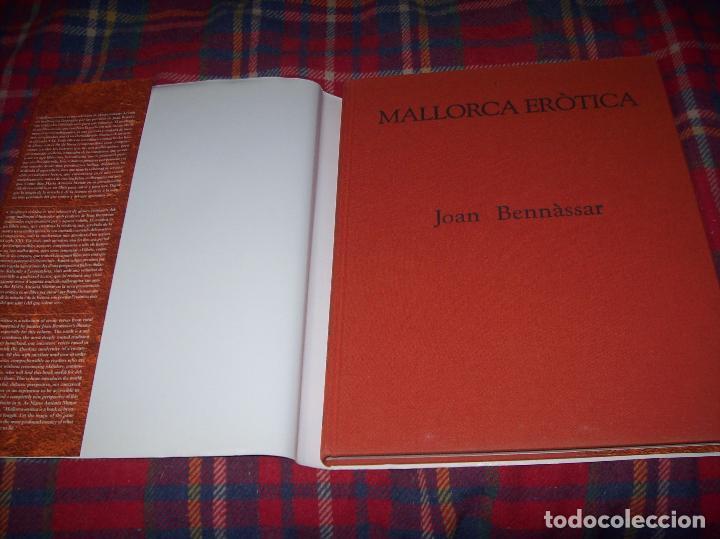 Libros de segunda mano: MALLORCA ERÒTICA .RECULL DE CANÇONS ERÒTIQUES I DEL CAMP MALLORQUÍ.JOAN BENNÀSSAR.2007. ÚNICO EN TC! - Foto 44 - 104698196