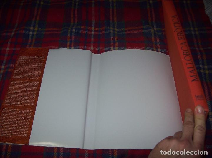 Libros de segunda mano: MALLORCA ERÒTICA .RECULL DE CANÇONS ERÒTIQUES I DEL CAMP MALLORQUÍ.JOAN BENNÀSSAR.2007. ÚNICO EN TC! - Foto 45 - 104698196