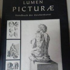 Libros de segunda mano: LUMEN PICTURAE.HANDBUCH DER ZEICHENKUNST. Lote 72013363