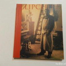 Libros de segunda mano: LIPCHITZ. UN MUNDO SORPRENDIDO EN EL ESPACIO, 1997 ESCULTURA. Lote 72040243