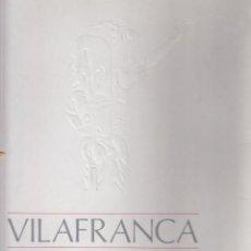 Libros de segunda mano: VILAFRANCA PENEDÈS 125 ANYS DE CASTELLS FESTA MAJOR 1987. Lote 72051791