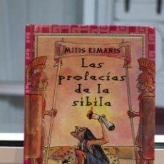 Libros de segunda mano: MITOS ROMANOS.LAS PROFECIAS DE LA SIBILA-LOS GANSOS GUARDIANES-EL NIÑO ANCIANO,GERALDINE MCCAUGHREAN. Lote 72340443