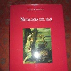 Libros de segunda mano: NT-LIBRO-MITOLOGÍA DEL MAR-NAVANTIA S.A.-ALBERTO M.LENS TUERO-2008-COLECCIÓN BAZÁN-300 PÁGINAS-NUEVO. Lote 72312603