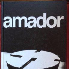 Libros de segunda mano: AMADOR. ESCULTURAS. 1959 - 2000. . Lote 72716323